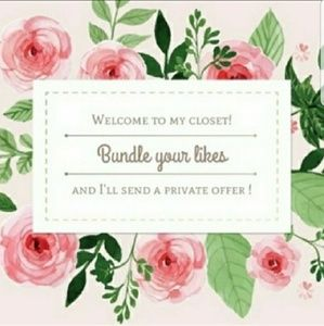 Accessories - Bundle your likes to get a discounted price!
